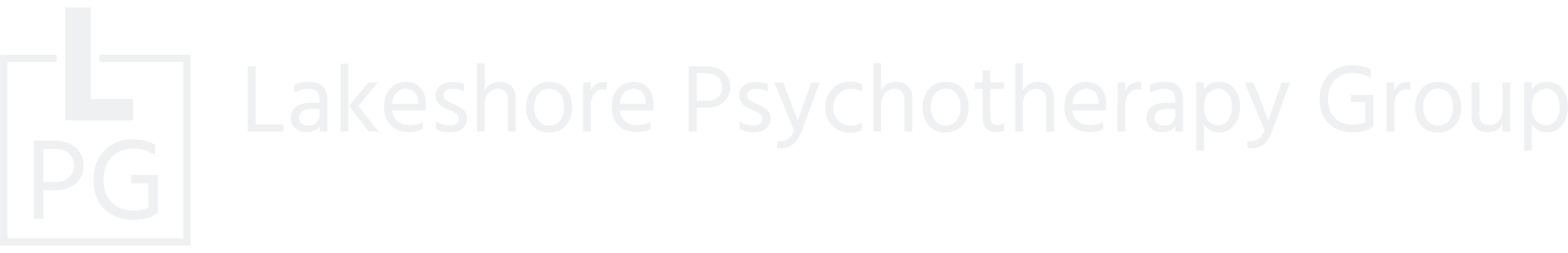 Lakeshore Psychotherapy Group LLC Header Logo